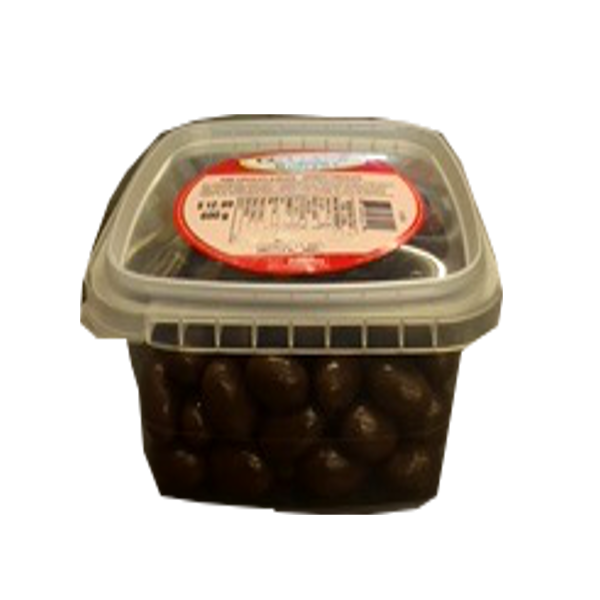 COTTAGE COUNTRY CANDY CHOCOLATE ALMONDS TUB