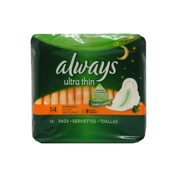Always Ultra Thin - Overnight