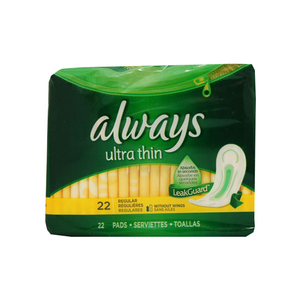 Always Ultra Thin - Regular