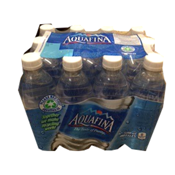 AQUAFINA WATER 12 PACK