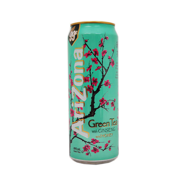 Arizona Green Tea with Ginseng - 24 Pack