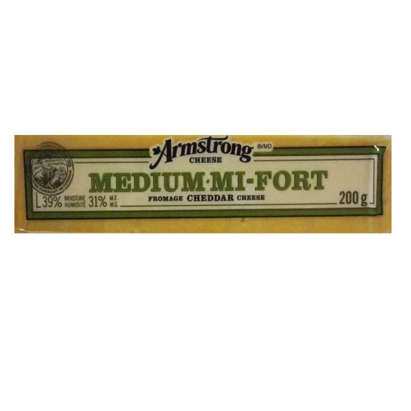 Armstrong Medium Cheese