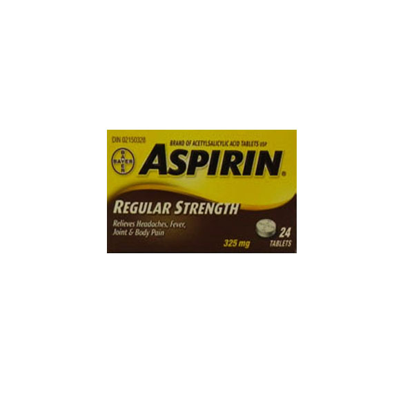 Aspirin Regular Strength