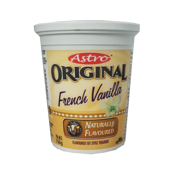 Astro Yogurt French Vanilla