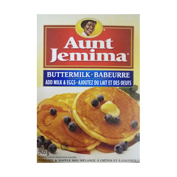 Aunt Jemima Buttermilk Pancake Mix