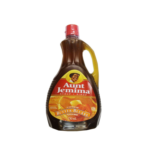 Aunt Jemima Butter Syrup