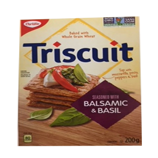 TRISCUIT BALSAMIC AND BASIL