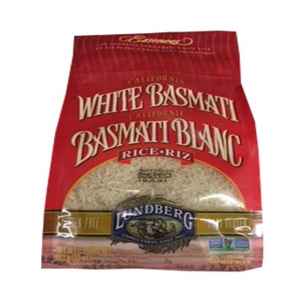 WHITE BASMATI RICE 907G