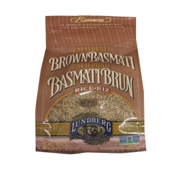 BROWN BASMATI RICE 907G