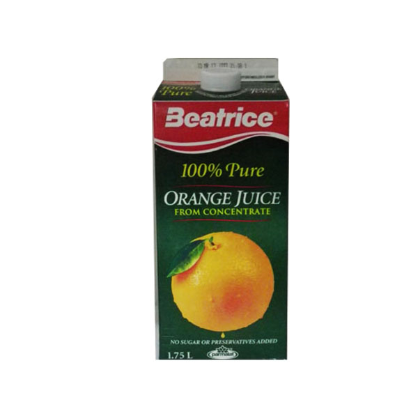 Beatrice Orange Juice