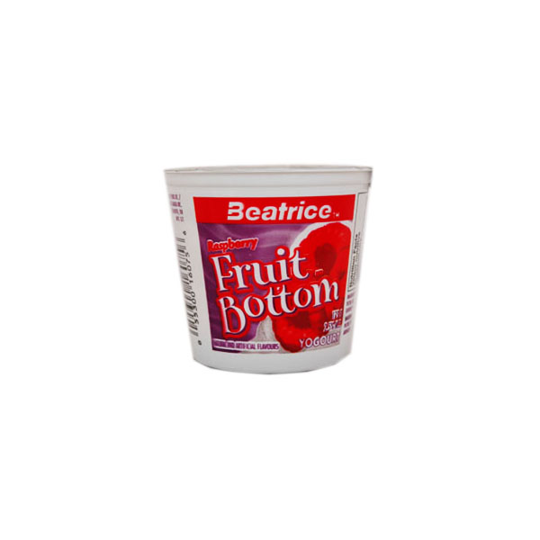 Beatrice Raspberry Yogurt