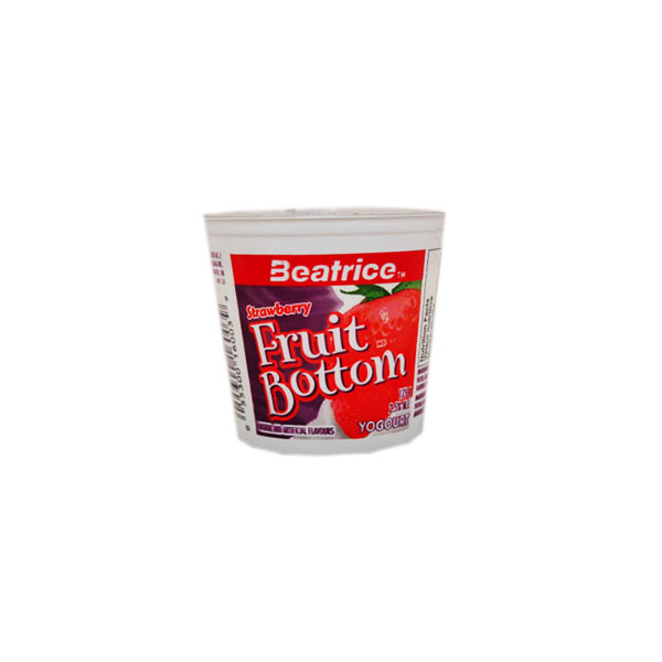 Beatrice Strawberry Yogurt