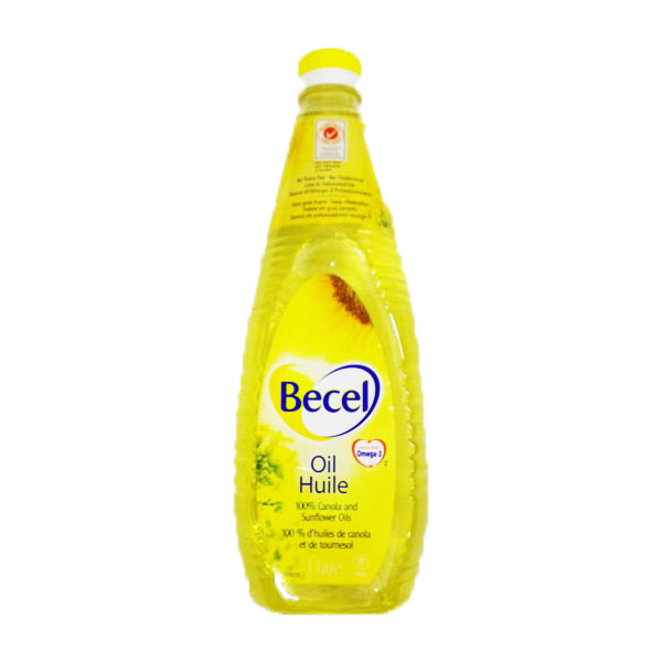 Becel Sunflower Oil
