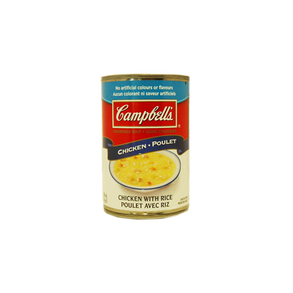 Campbell's Chicken with Rice Soup
