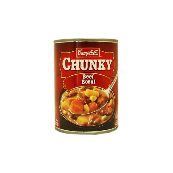 Campbell's Chunky Beef Stew