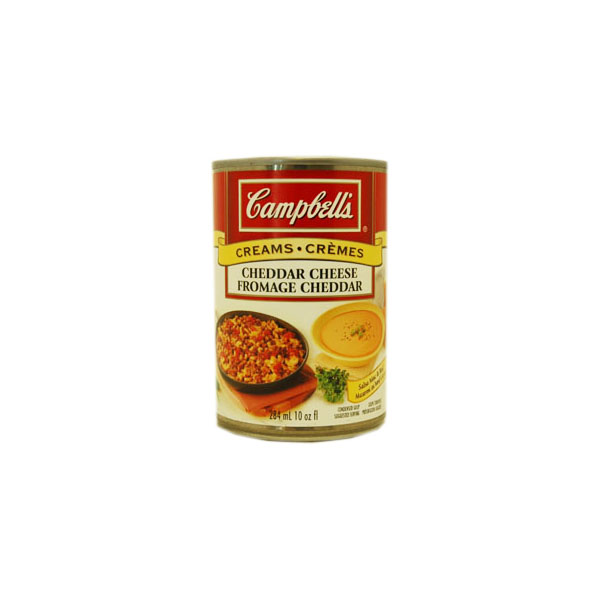 Campbell's Cheddar Cheese Soup