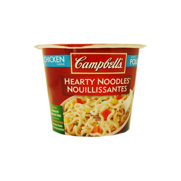 Campbell's Hearty Chicken Noodles