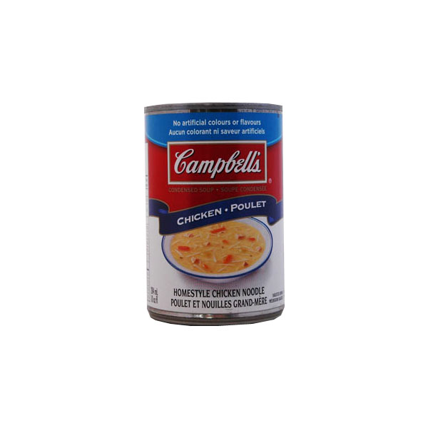 Campbell's Home Style Chicken Noodle Soup