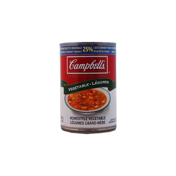 Campbell's Home Style Vegetable Soup