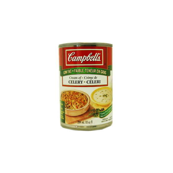 Campbell's Cream of Celery Soup Reduced Fat