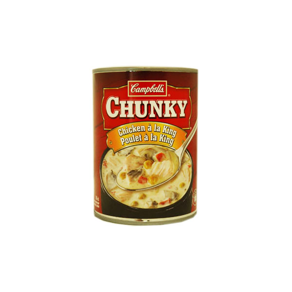 Campbell's Chunky Chicken a la King