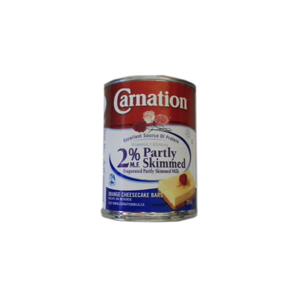 Carnation Evaporated 2% Milk