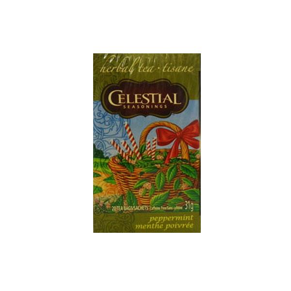 Celestial Seasonings Peppermint