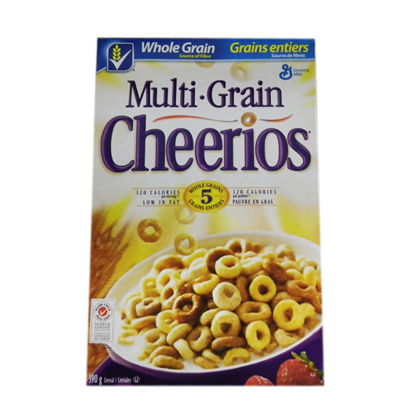 General Mills Multi Grain Cheerios