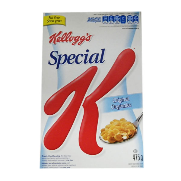 Kellogs Special K Original