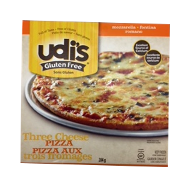 UDIS THREE CHEESE PIZZA