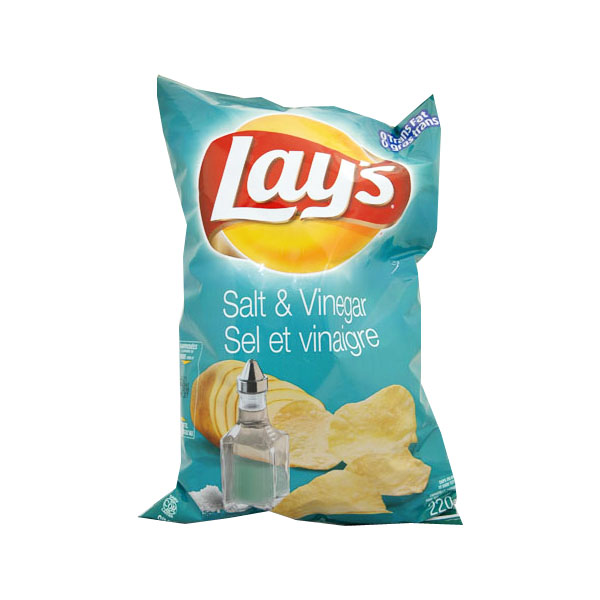 Lays Salt & Vinegar Chips