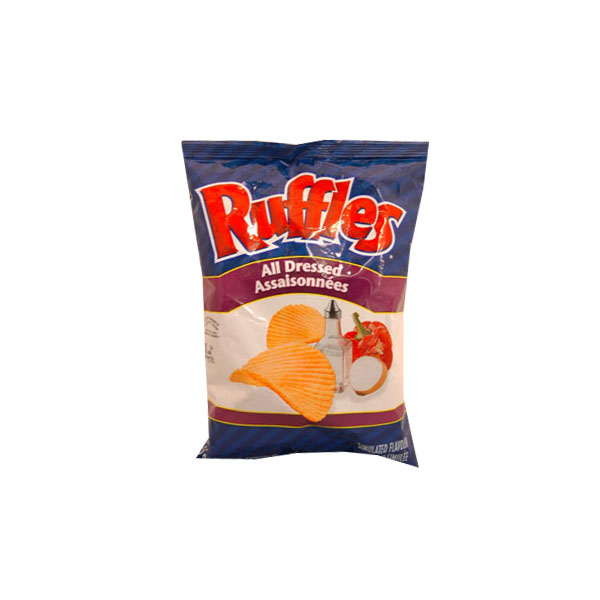 Ruffles All-Dressed - 75g