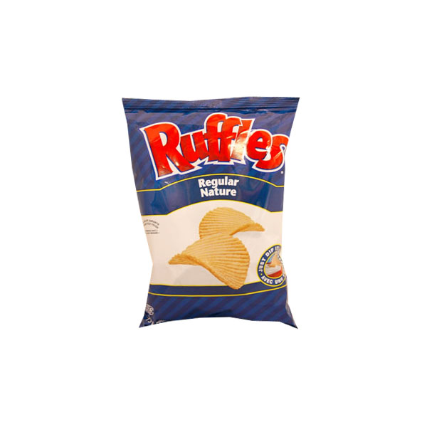 Ruffles Regular - 75g