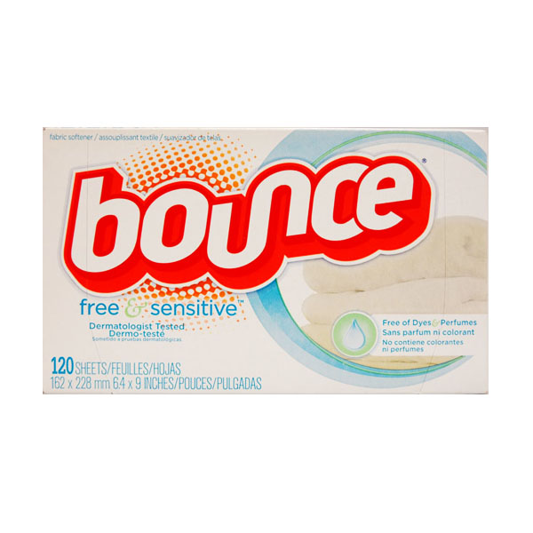 Bounce Sheets - Free & Sensitive