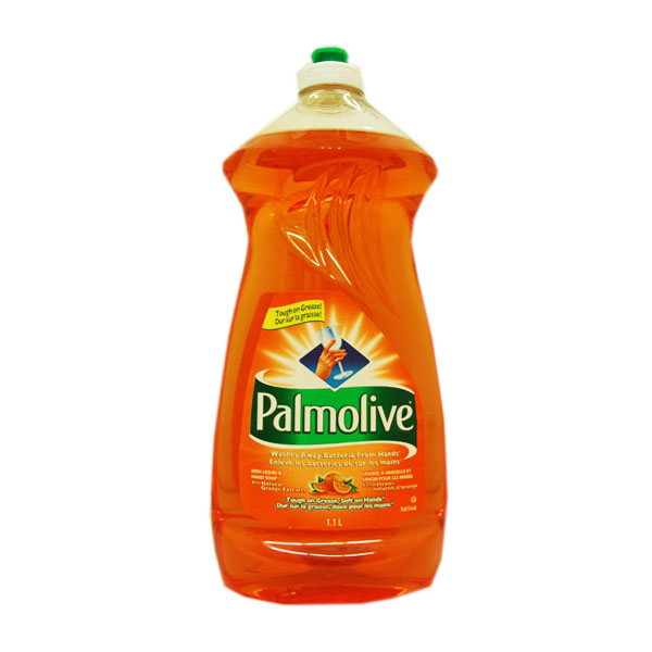 Palmolive Antibacterial Dish Soap - Orange