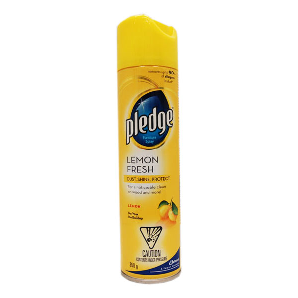 Pledge Lemon Fresh Furniture Polish