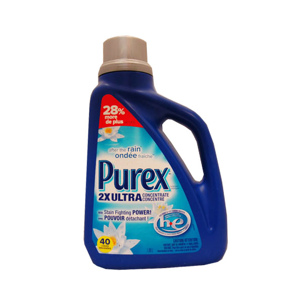 Purex 2x Ultra Laundry Detergent - After the Rain