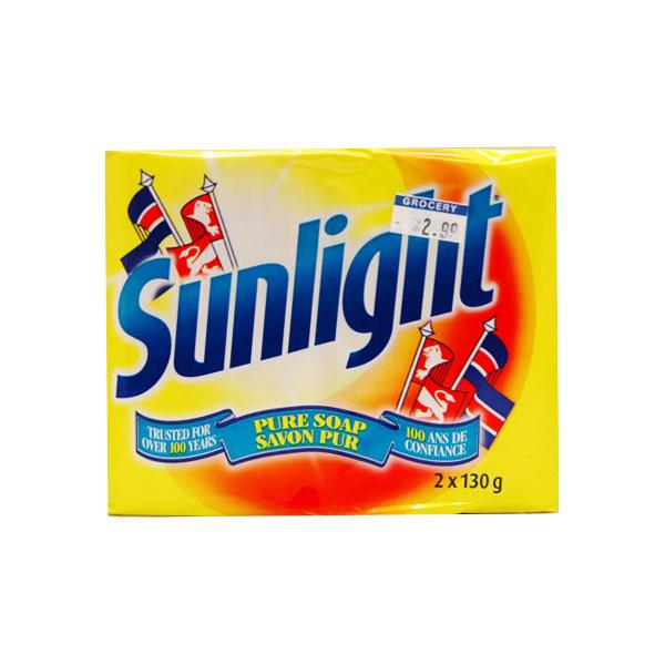 Sunlight Pure Soap Box