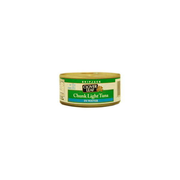 Clover Leaf Chunked Light Tuna