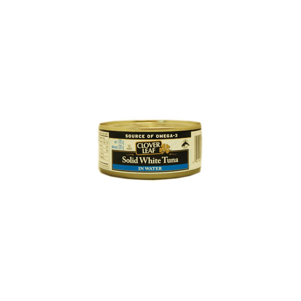 Clover Leaf Solid White Tuna