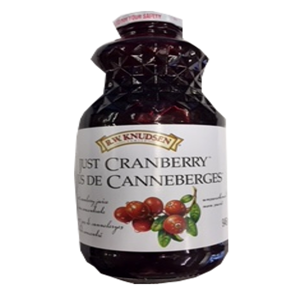 RW KNUDSEN JUST CRANBERRY 946 ML