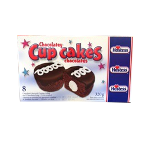 VACHON HOSTESS CUP CAKES