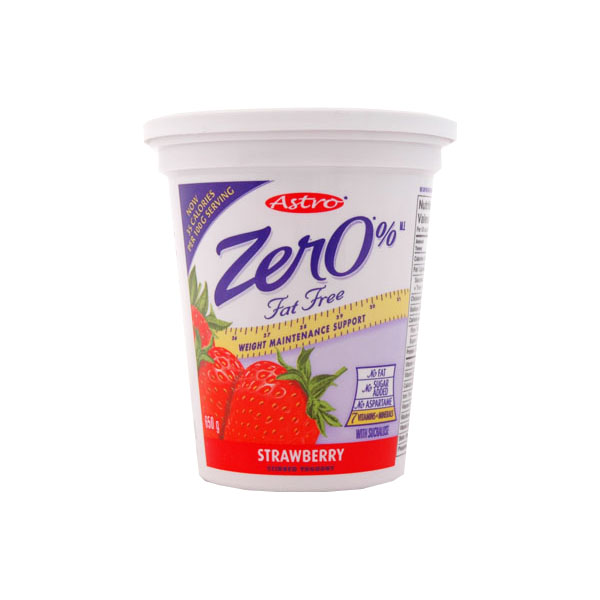 Astro Fat Free Strawberry Yogourt