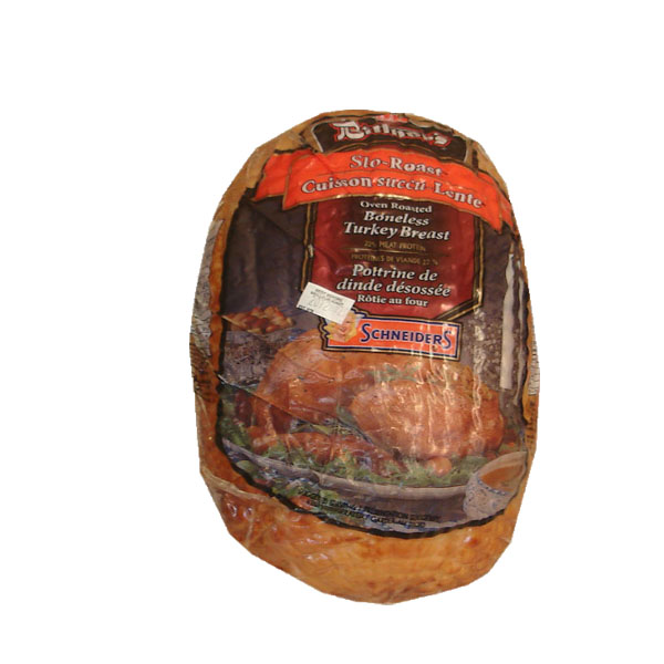 Oven Roasted Turkey - Sliced - Price per 100g