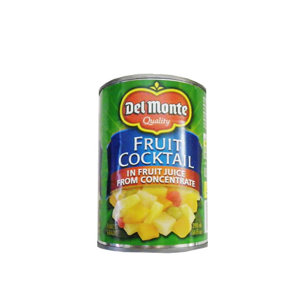 Delmonte Fruit Cans - Fruit Cocktail