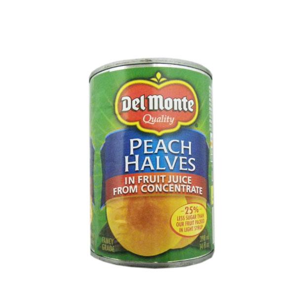 Delmonte Peach Halves