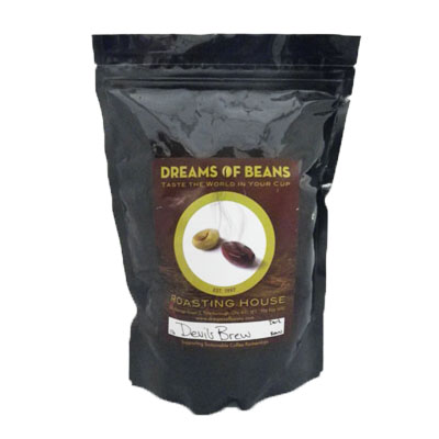 Dreams of Beans Devil's Brew - Ground