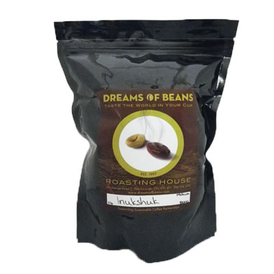 Dreams of Beans Inukshuk Coffee- Ground