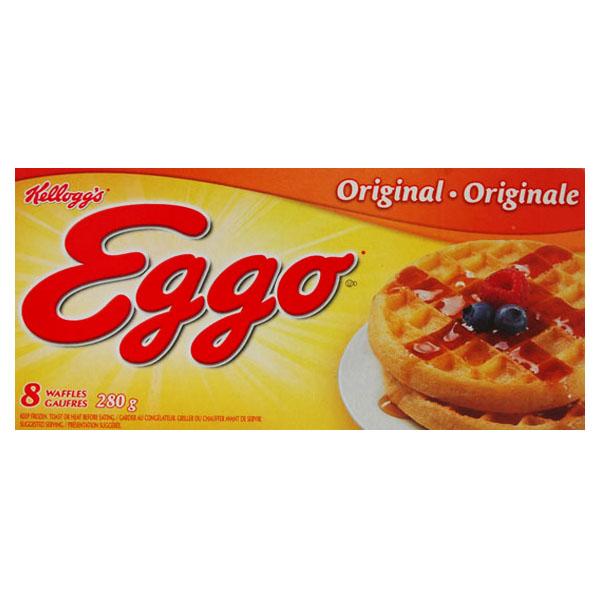 Kellogg's Eggo - Original