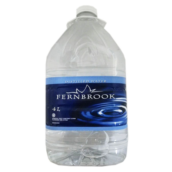 Fernbrook Distilled Water